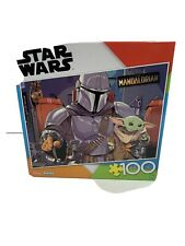 Star Wars The Mandalorian Baby Yoda 100 Piece Jigsaw Puzzle Buffalo Games