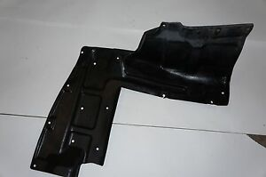 2000-2005 TOYOTA CELICA GT GT-S UNDER ENGINE RIGHT SIDE SPLASH SHIELD COVER GTS.
