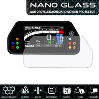 Yamaha R1 / R1M (2015+) NANO GLASS Dashboard Screen Protector