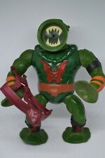 Vintage Leech He-Man MOTU Masters of the Universe Figure Complete with Crossbow