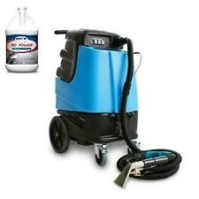 Mytee Hp120 Grand Prix Heated Carpet Extractor and One Case Carpet Cleaner