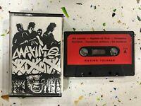 MAXIMO VOLUMEN CINTA CASSETTE TAPE MAXIMO VOLUMEN PUNK HARDCORE ANACONDA RECORDS