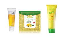 Tiande Limón Universal descamación, cuerpo de limón fresco Sal Exfoliante Y Crema De Limón