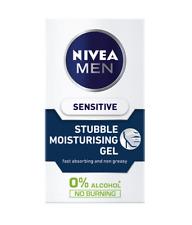 Nivea Men Moisturizing Hydro Gel Sensitive Stubble Non-greasy Formula 50 ml