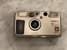 New ListingYashica T4 Super D Weatherproof 35mm Point & Shoot Film Camera