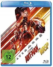 ANT man And The Wasp Blu Ray Einmal Angeschaut