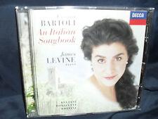 Cecilia Bartoli-an Italian Songbook-James Levine