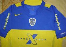 "Palermo 9 camiseta Boca Juniors Centenary 1905 X 2005 home shirt size ""M"" jersey"