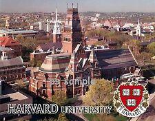 Massachusetts - Harvard - Travel Souvenir Flexible Fridge Magnet