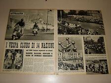 VESPA PIAGGIO RADUNI VESPA CLUBS ECT=ANNI '50=PUBBLICITA=ADVERTISING=WERBUNG=675