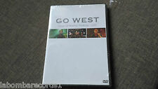 DVD GO WEST - KINGS OF WISHFUL THINKING - LIVE - SEALED -NEW - 2004