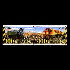 Chile 2013 - 100th Anniv of the Arica-La Paz Railroad Trains - Sc 1590 MNH