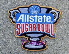 2018 Allstate Sugar Bowl Patch Clemson Tigers vs Alabama Crimson Tide