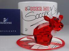 Swarovski Lovlot Soccer Mo Limited Edition 2008 Mib #968798