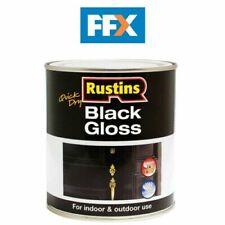Colori e vernici neri per la pittura della casa da 1 l