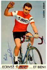Lucien Aimar ++Autogramm++Tour de France Sieger++