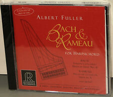 Reference Recordings 2-CDs RR-2105: Bach & Rameau - Albert Fuller - USA 2002 SS
