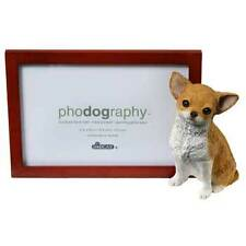 Sandicast  Chihuahua Wooden Frame   (MW 200) LAST 2