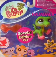 ✿LITTLEST PET SHOP •✿• KROKODIL ALLIGATOR #987 •✿• NEU & OVP ✿ SPECIAL EDITION