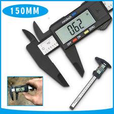 150mm Digital Vernier Caliper Micrometer Electronic Ruler Measuring Gauge Tool