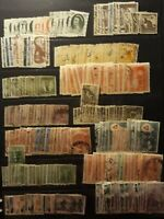 Pre-Decimal Stamp Lots - Australia - All Used, All Sound Quality