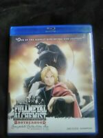 Full Metal Alchemist Brotherhood Complete Collection 1 Blu-Ray Missing 1st Disc