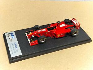 ° BBR serie Oro 1/43 - FERRARI F300 - France GP 1998 - M.Schumacher/E.Irvine