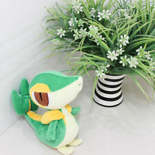 Snivy Snake Pokemon Grass Plush Soft Toy Gifts Decoration For Kid Child