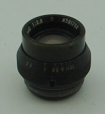 Lenkinap OKC1-40-1 2.8/40mm lens optical block M30 screw mount EXC.