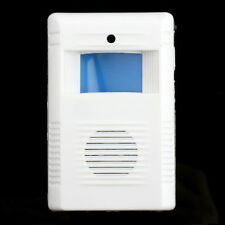 Shop / Store / Home Welcome Chime Motion Sensor Wireless Alarm Entry Door Bell*
