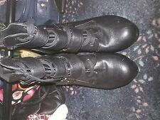 womans office size 7 shoes/boots