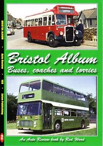 Book - Bristol Album - Buses Coaches Lorries VRT Lodekka RE K-Type - Auto Review