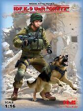 "IDF K-9 Unitz ""OKETZ"" (Plastic model kit)  1/16 ICM 16102"