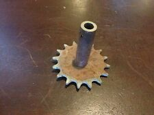 Piper pacer, Tripacer, colt yoke gear / sprocket