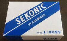 Sekonic L-308s flashmate light meter