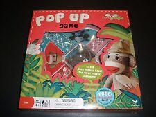 NEW 2011 Cardinal Sock Jungle POP~UP Simon the Sock Monkey Game