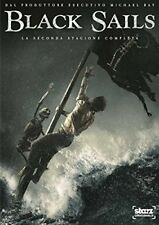Black Sails - Stagione 2 (4 Dvd) 20th Century Fox