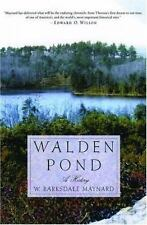 Walden Pond: A History-ExLibrary
