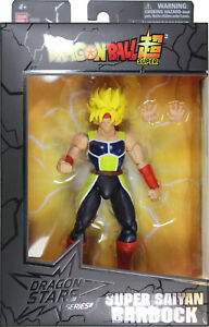 Dragon Ball Stars Series 18 ~ SS BARDOCK FIGURE ~ Dragonball Z Super ~ Bandai