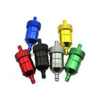 """1/4"""" Fuel Filter For ATV GoKart Buggy John Deere Kohler LAWN MOWER TRACTOR Honda"""