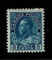 Canada SC# 115, Mint Lightly Hinged - S2680