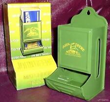 John Deere Old Fashioned Metal Matchbox Holder