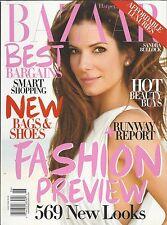 Harper's Bazaar magazine Sandra Bullock Bags and shoes Jonah Hill Best bargains