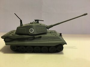 Vintage 1970's Imex World Armor Series: 1/87 scale No. 3101 King Tiger tank