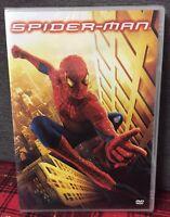 Spider Man (2002) DVD Nuovo Sam Raimi Sigillato Film Spiderman 1 L'uomo Ragno