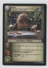 2001 The Lord of the Rings TCG: Fellowship Ring Expansion Set Base 1R310 Sam 2ic