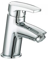 Bristan OR BAS C Chrome Plated Orta Basin Mixer With Clicker Waste UK POST FREE