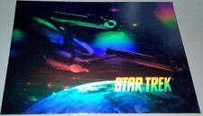 Star Trek 25th Anniversary H1 Hologram Trading Card Impel 1991