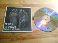 CD Indie fuir a/t Carnival-map of an englishm (1 chanson) promo full time Hobby