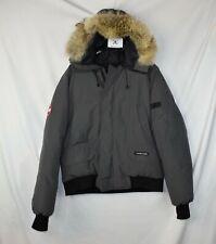 Mens Canada Goose Chilliwack Bomber Gray Size XL Jacket Coat Coyote